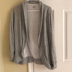 Urban outfitter super soft grey cardigan